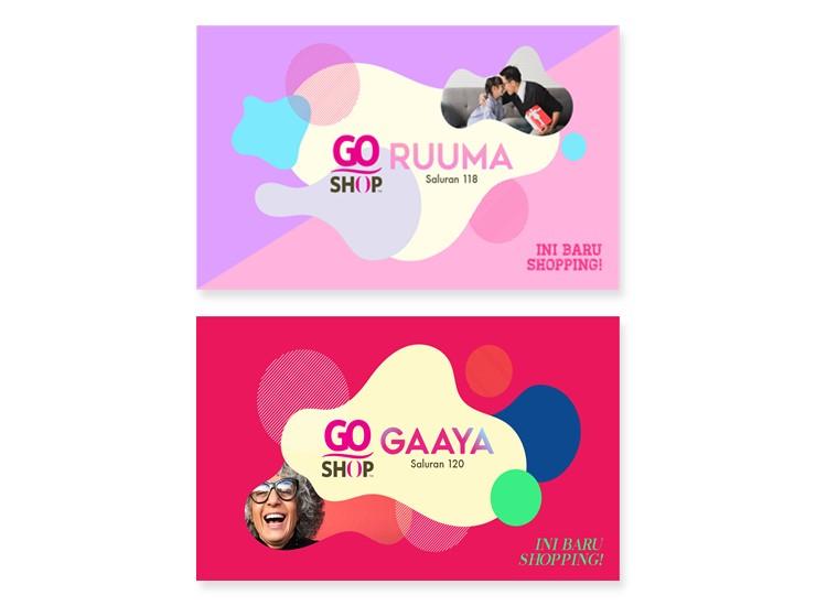 Go Shop menjenama semula saluran-saluran Melayu untuk pengalaman membeli-belah yang lebih menghiburkan