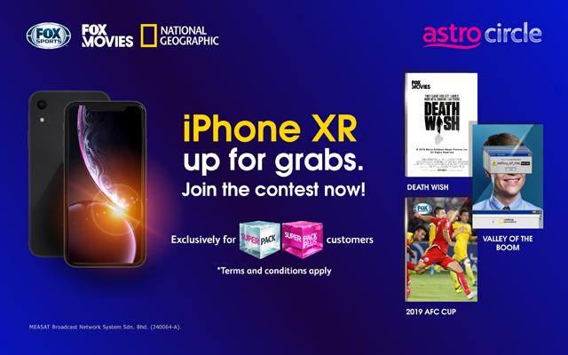 FOX - iPhone XR Contest