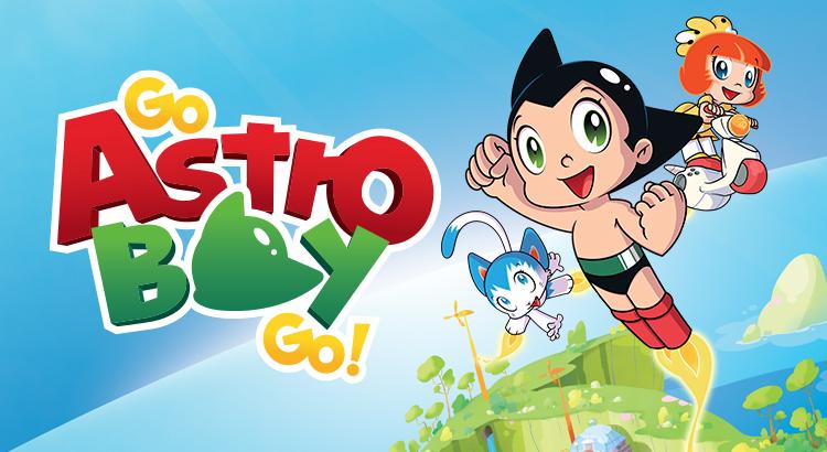 Go Astro Boy Go