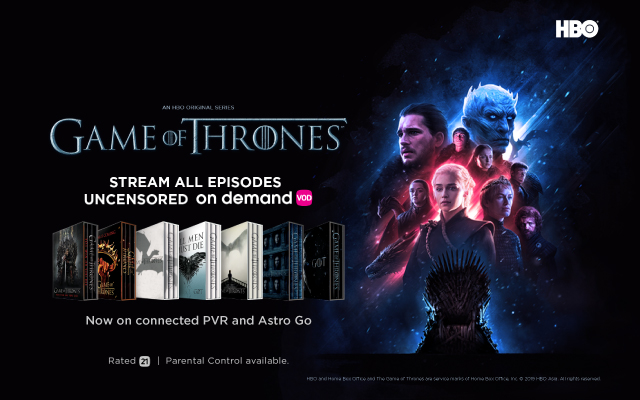 Game of Thrones stream all uncensored