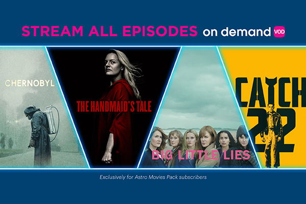 HBO exclusives on demand