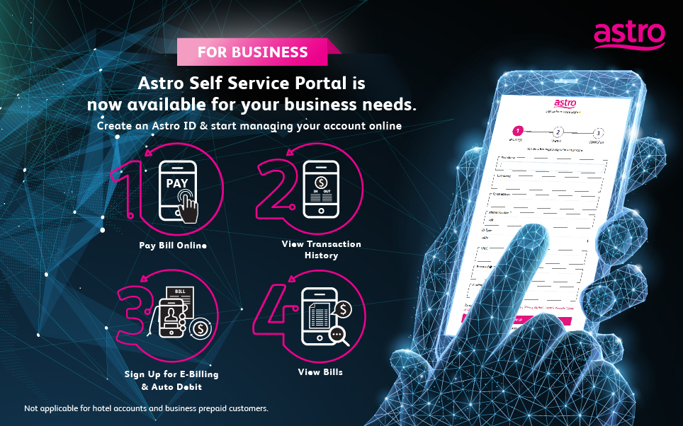 Self Service for Business