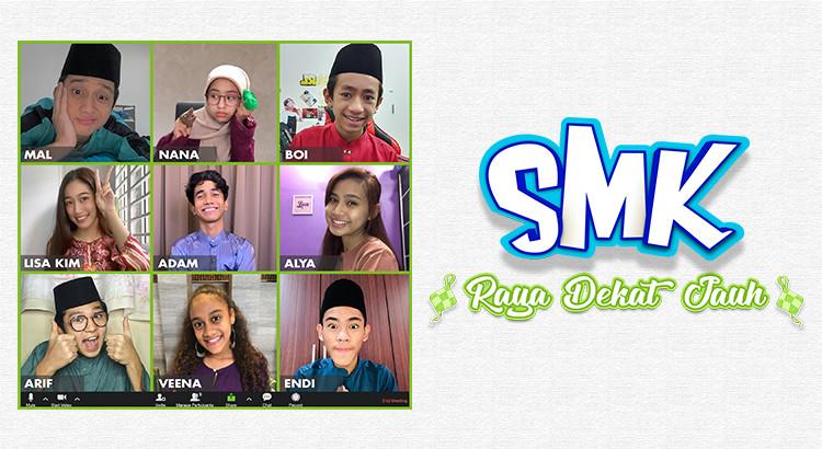 SMK Raya Dekat Jauh