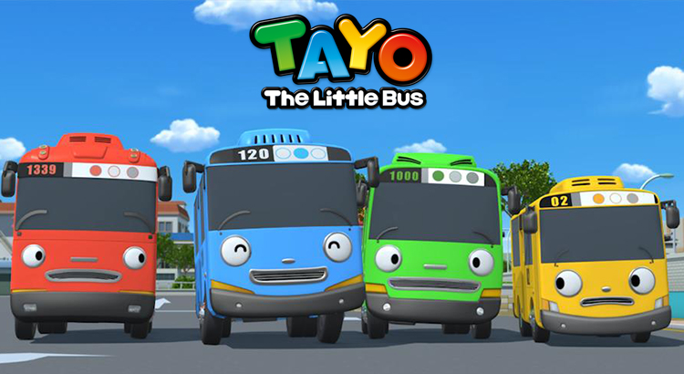 Tayo The Little Bus S3