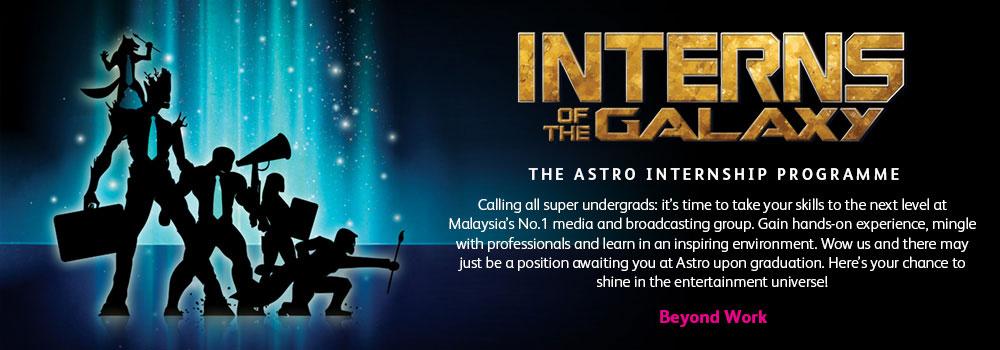 The Astro Internship Programme