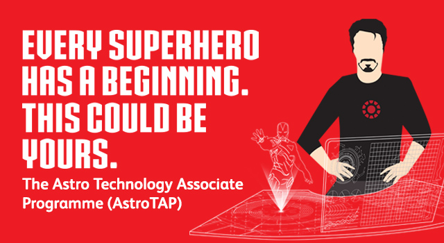 The Astro Technology Associate Programme (AstroTAP)
