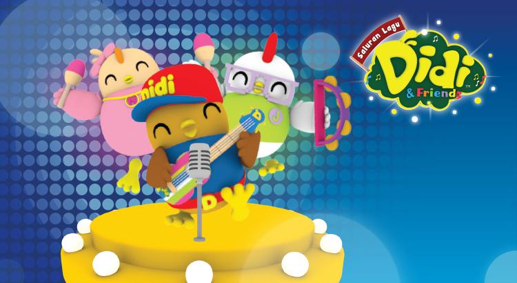 Didi & Friends Puzzle Game
