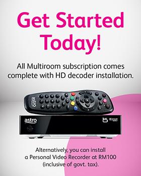 Multiroom Promo - Mobile