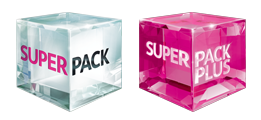 Super Pack & Superpack Plus
