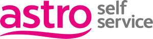 Astro Self Service Logo