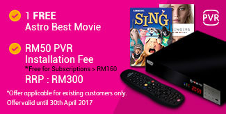 RM20 voucher + 60 days channel preview