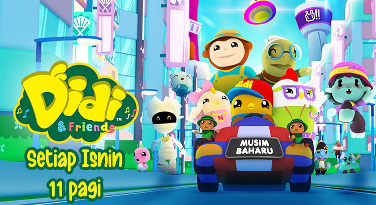 Didi & Friends Musim 5