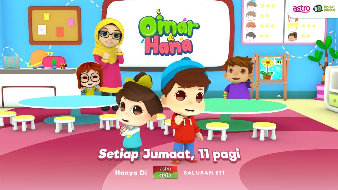 Omar & Hana S3