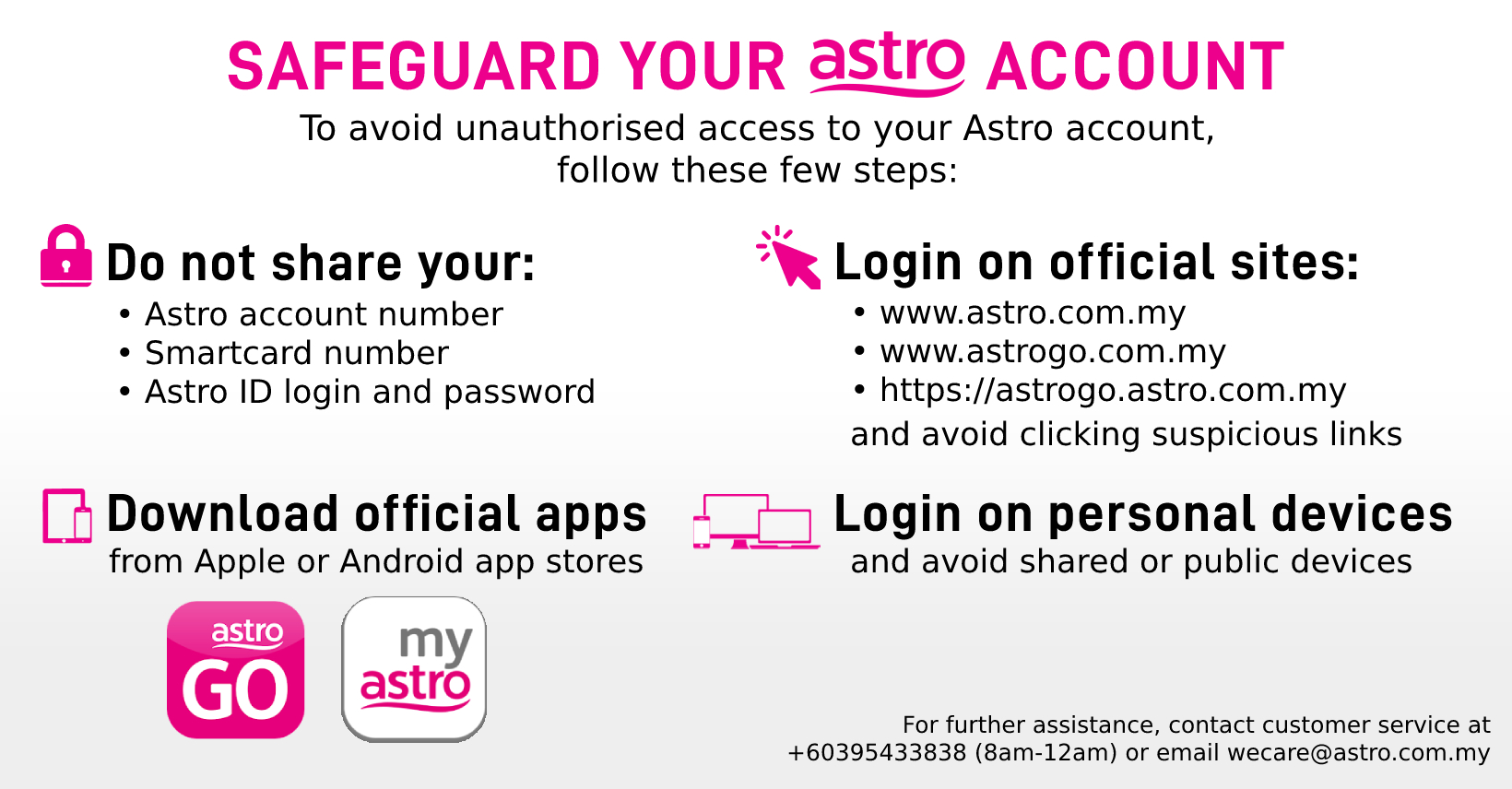 Subscribe to Astro and view Astro Package Price 2019 - Shop | Astro