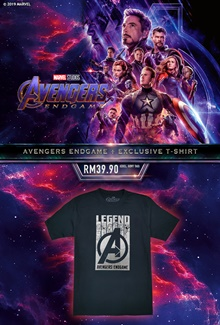 Avengers-End-Game-+-Exclusive-T-shirt