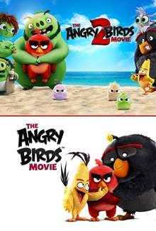 Angry Birds Movie 1&2