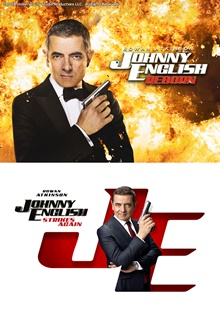 Astro Best - Johnny English 2-Movie