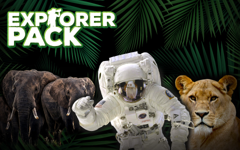 Introducing the new Explorer Pack!
