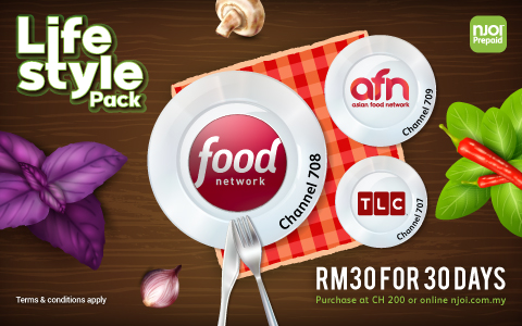 New Prepaid Pack For You!