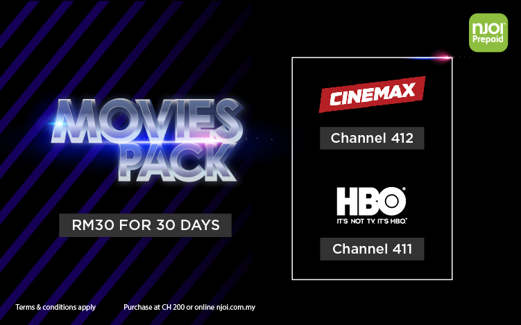 Introducing Brand New Movies Pack!