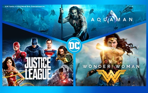 Aquaman 3-Movie Collection