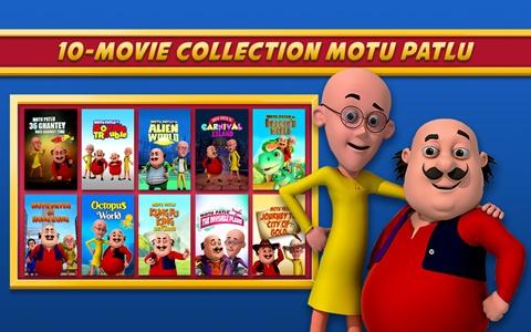 Motu Patlu 10-Movie Collection
