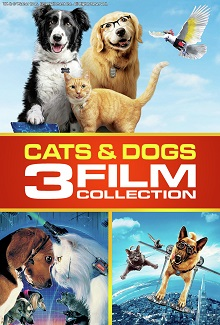 Cats & Dogs 3 Movie Collection